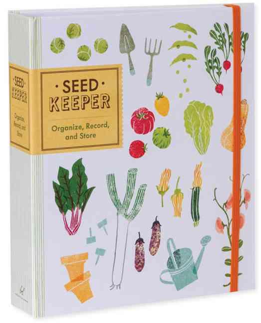 Seed Keeper By Finn, Maria